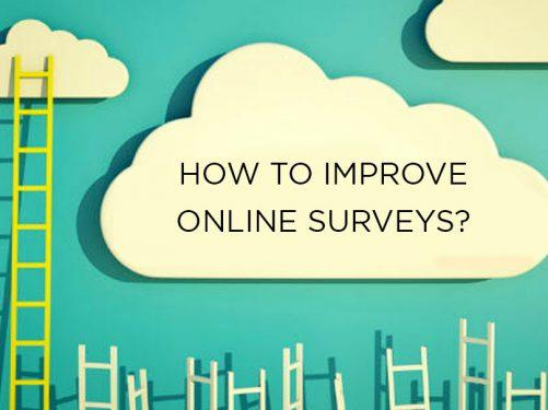 How to improve online survey