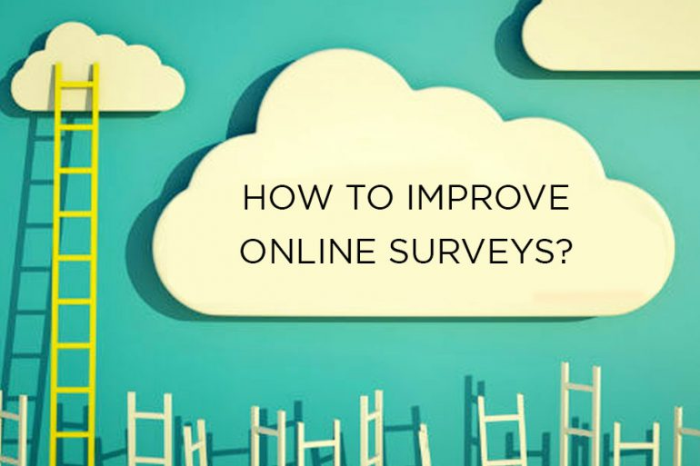 How to improve online survey