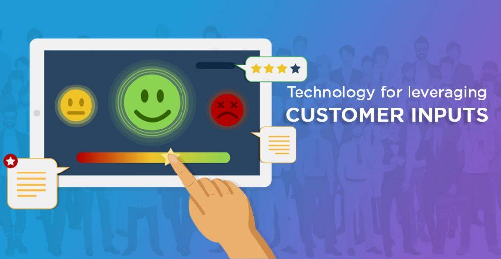 Technology for leveraging customer