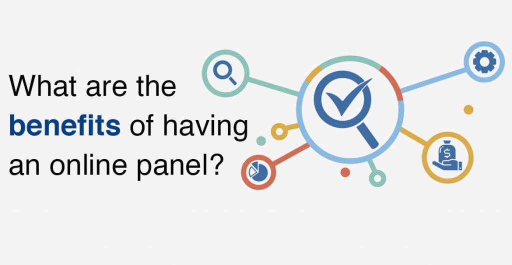 benefits of online panel
