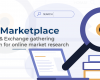 DIY Marketplace – Insight & Exchange gathering platform for online market research