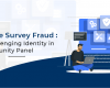 Online Survey Fraud: A Challenging Identity in Community Panel